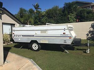 Jayco Classique 1992 off-road campervan Elanora Gold Coast South Preview