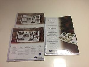 Creative memories 12x12 scrapbook pages and protectors Petrie Pine Rivers Area Preview