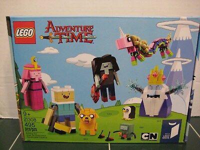 Lego Adventure Time Cartoon Network #21308 Lego Ideas 495pcs NEW