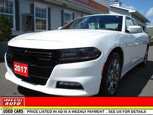 2017 Dodge Charger AWD SXT RALLYE / AS LOW AS $94.00 A WEEK