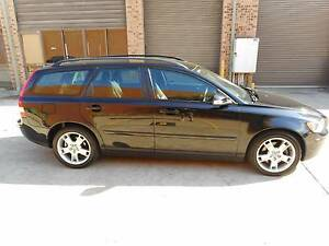 2007 Volvo V50 Wagon 2.4 automatic Smithfield Parramatta Area Preview
