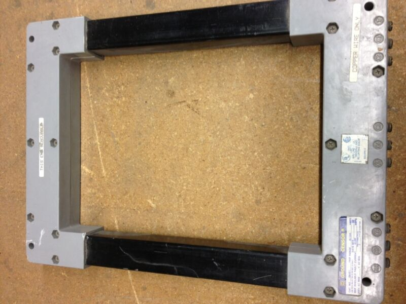 GA-811 Square D Ground Sensor CRACKED