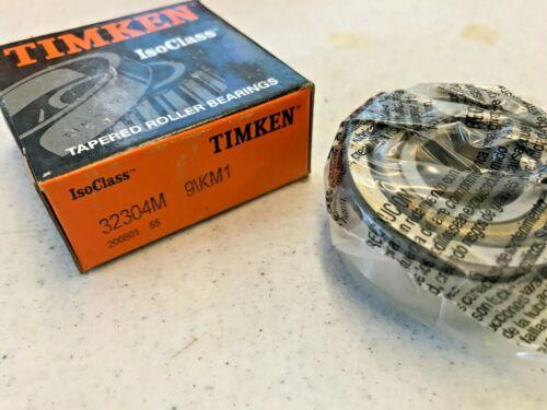 Timken 32304M 9KM1 Taper Bearing