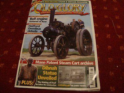 OLD GLORY MAGAZINE  No 220   June 2008