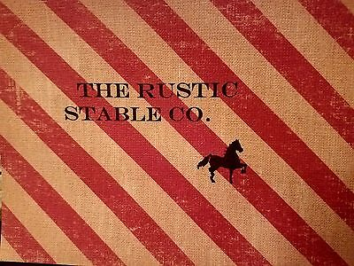 The Rustic Stable Co
