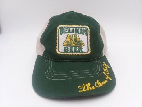 Belikin Beer baseball hat cap adjustable HTF Belize