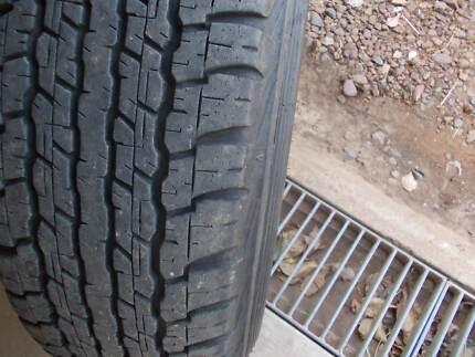 DUNLOP Grand Trek Tyres