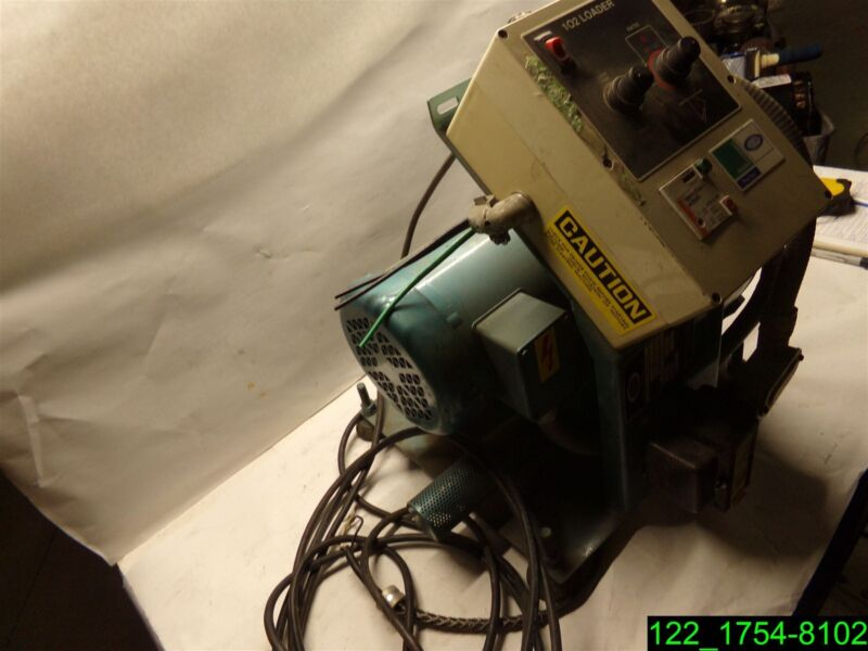 Ametek Regenerative Blower Vacuum 3Ph Induction Motor 3HP DR555K72A & POWER PACK