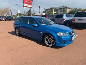 2012 HOLDEN COMMODORE SV6 WAGON Myaree Melville Area Preview