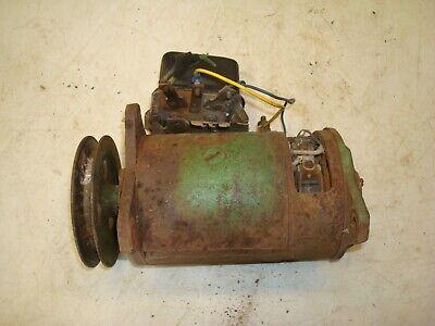 1953 John Deere 60 Tractor Generator