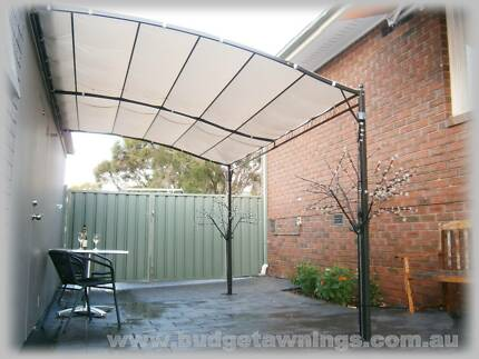 GAZEBO  3.5mx2.5m AWNING  PATIO SUN SHADE SAIL CANOPY PERGOLA Ingleburn Campbelltown Area Preview