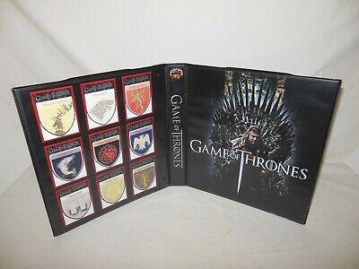 Custom Made Game of Thrones Season 1 Trading Card Album Binder