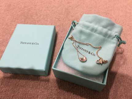 Multiple Authentic Tiffany&Co. necklaces for sale