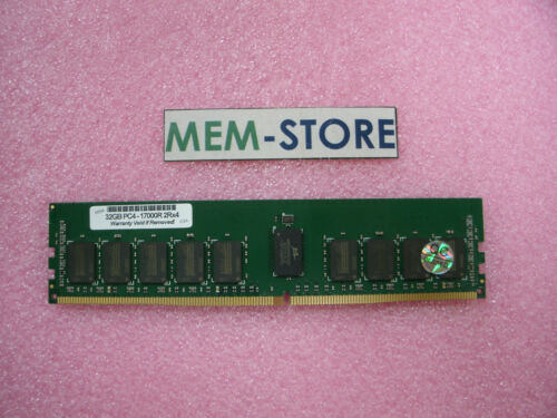00FC888-MB 32GB DDR4 2RX4 RDIMM 2133MHz Memory Lenovo ThinkStation P500