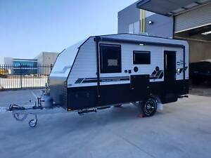**NEW 2019** 16FT JUST CARAVANS HOLIDAY MAKER - 3 BUNK FAMILY VAN Epping Whittlesea Area Preview