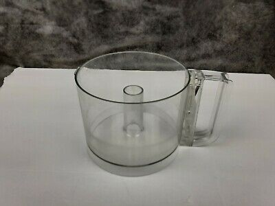 KitchenAid Chef's Chopper Food Processor Replacement Part Work Bowl