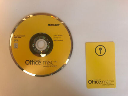 Microsoft Office - MAC 2011