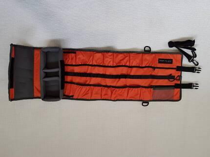"GoPro storage bag - Unique ""Pro Flex"" roll system"