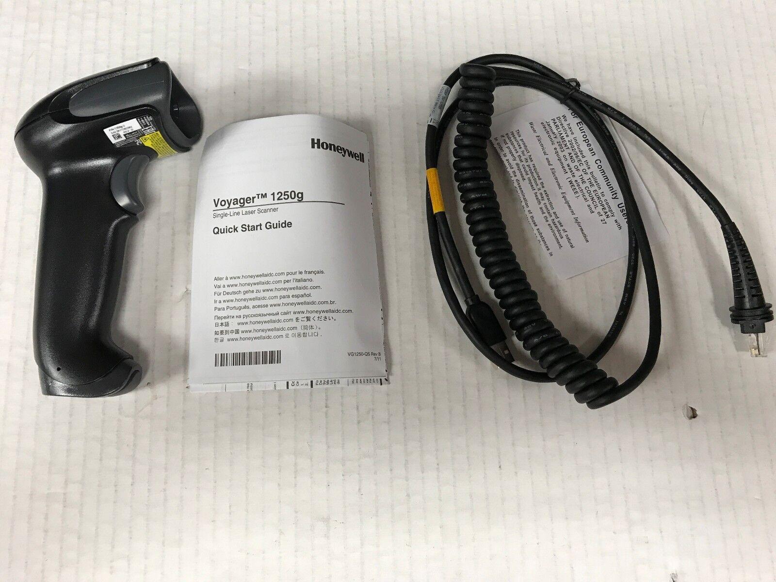 voyager 1250g usb barcode scanner black 1250g