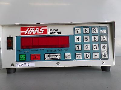 Software-40 Brush 17 Pin Haas Control Box Sco1m Rotary Table Indexer Inv. 3 Lms