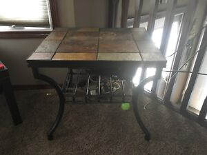ISO end table