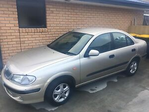 Nissan Pulsar LX N16 4d sedan 5sp manual 4 cylinder i596cc Cygnet Huon Valley Preview