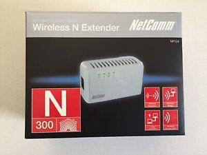 Netcomm Wireless Extender NP124