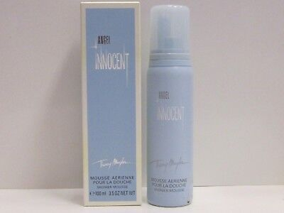 Angel Innocent by Thierry Mugler For Women 3.5 oz Shower Mousse New In Box 3.5 Ounce Shower Mousse