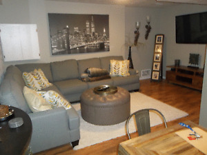 All Inclusive Lower 3 Bedroom Apt. in Garson – March 1 2019