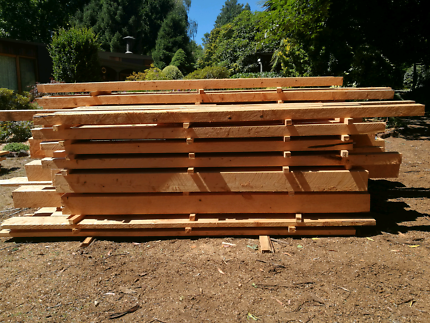 Grade A Cyprus rough cut timber