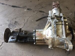 Front diff. Chevy 1 ton
