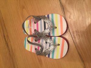 Carter's size 6 sandals