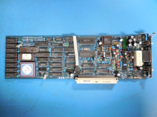 Rare Vintage Mass Micro Systems Color Space NTSC FX Edit Card