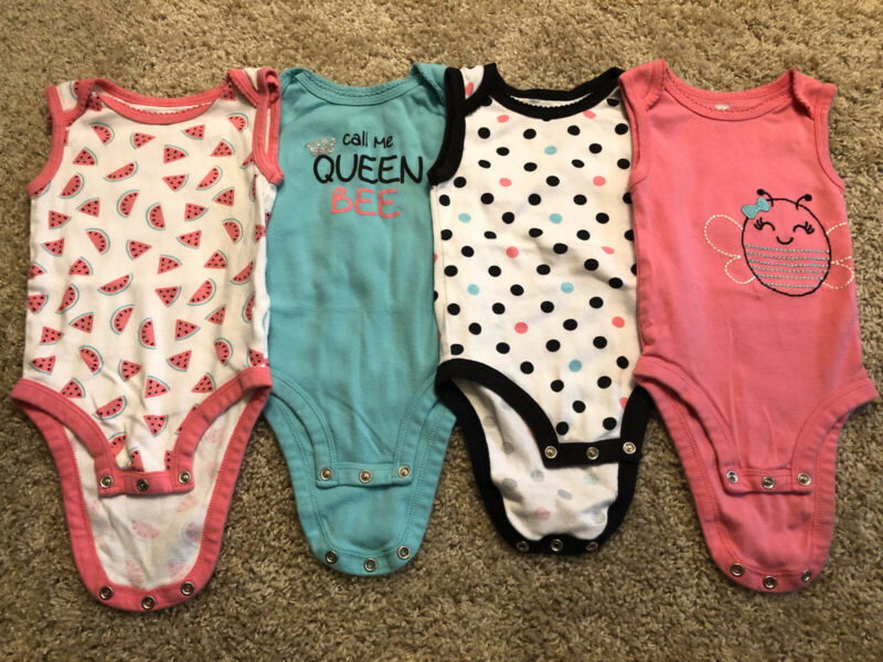 KOALA BABY Lot of 4 Baby Girl