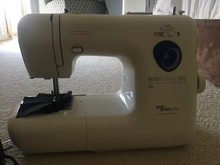 Janome sewing machine in adelaide region sa sewing machines janome sewing machine fandeluxe Choice Image