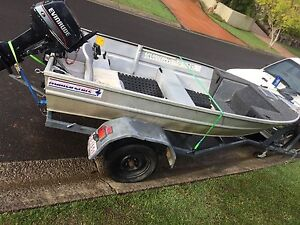 12 foot tinny will consider selling motor aswell Loganholme Logan Area Preview