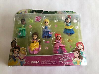 Disney Princess Little Kingdom Royal Sparkle Doll Collection New Damaged Package