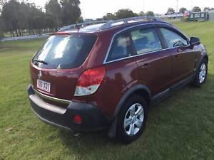2009 Holden Captiva (Auto)-Rego & RWC & WARRANTY