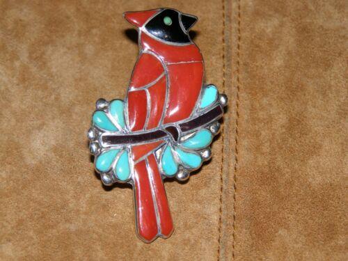 Porfilio Sheyka --- Zuni ---- Cardinal RING
