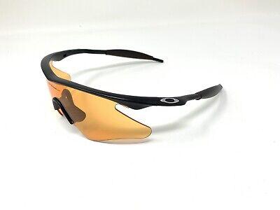 Oakley M-Frame Matte Black Sunglasses Frames Silver Icons