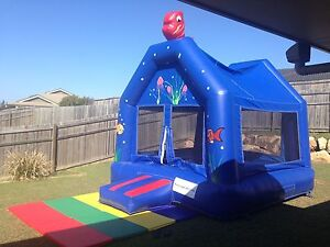Under the Sea Jumping Castle $180 Full Day Hire Mount Cotton Redland Area Preview