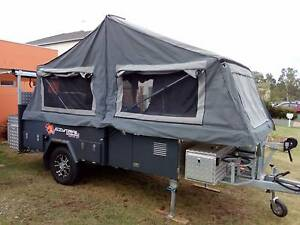 Ezytrail camper trailer Glenwood Blacktown Area Preview