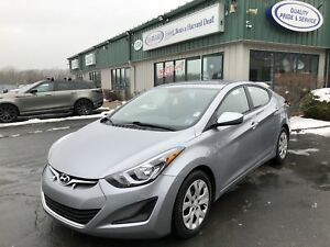 2015 Hyundai Elantra GL HEATED SEATS/BLUETOOTH/KEYLESS/ONE OW...
