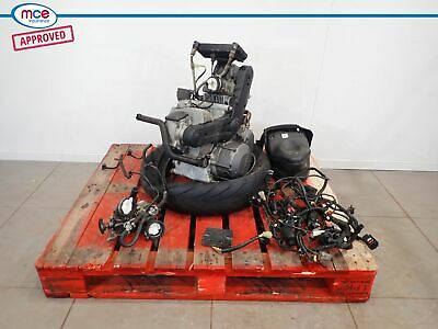 Ducati Hypermotard 796 Engine Complete With Loom Throttle Bodies 2009 2012