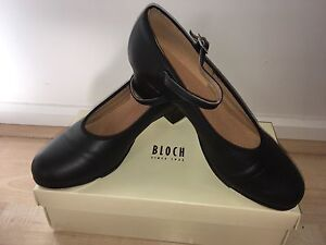Bloch Tap Shoes Ladies Sz 8.5 Gilles Plains Port Adelaide Area Preview