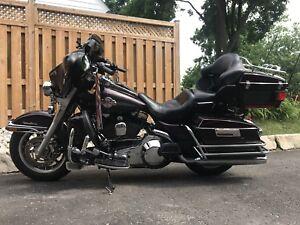 Nice clean Harley ultra classic