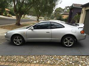 1998 Toyota Celica Coupe South Morang Whittlesea Area Preview
