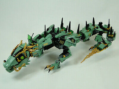 Lego ninjago 70612 Mech Dragon Des Green Ninja without Figurines