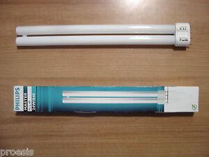 ... MASTER-PL-L-4P-24W-840-Lampada-fluorescente-neon-2G11-4000-Cool-White