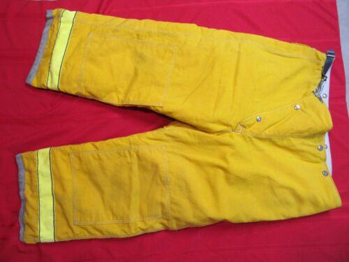 Globe 40 x 26 Firefighter Turnout bunker fire Pants gear halloween costume
